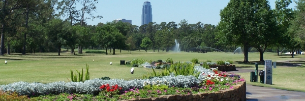 Houston Encounters Location 3 - Memorial Park