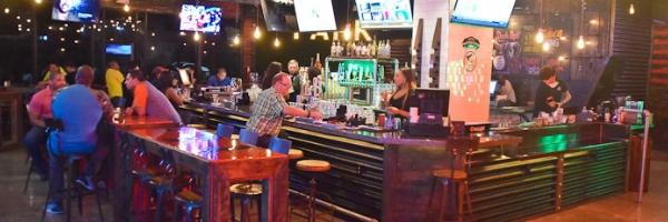 Houston Encounters Location 6 - Prospect Park Restaurant