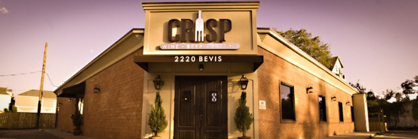 Houston Encounters Location 8 - The Crisp Wine-Beer-Eatery